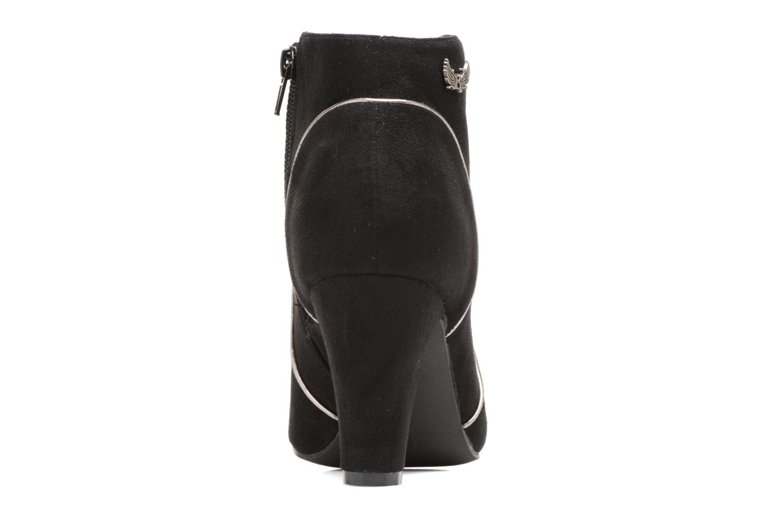 Ankle boots Kaporal Sandow Black view from the right