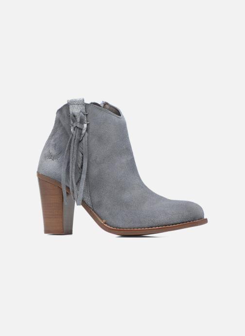 Bottines et boots Kaporal Texane Gris vue derrière