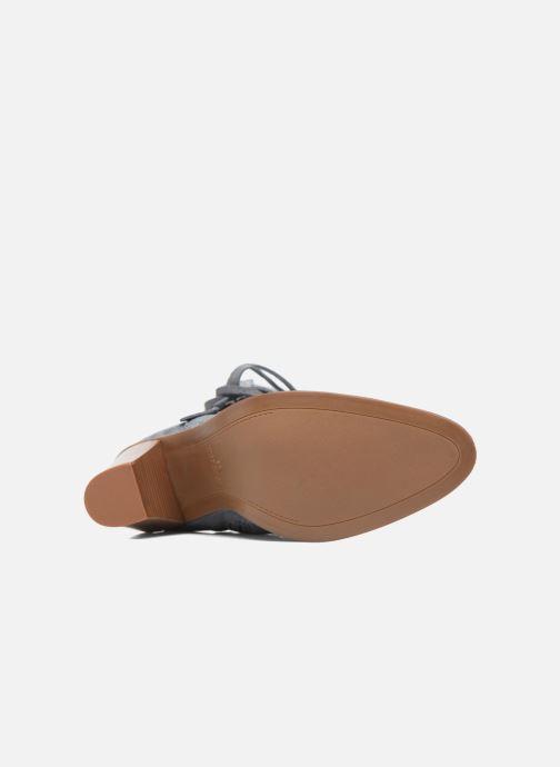 Bottines et boots Kaporal Texane Gris vue haut