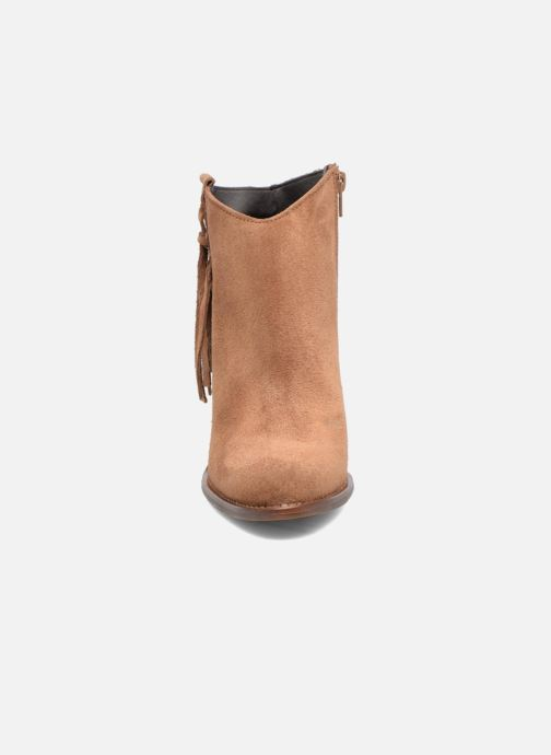 Ankle boots Kaporal Texane Brown model view