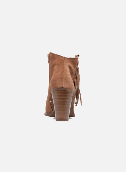 Ankle boots Kaporal Texane Brown view from the right