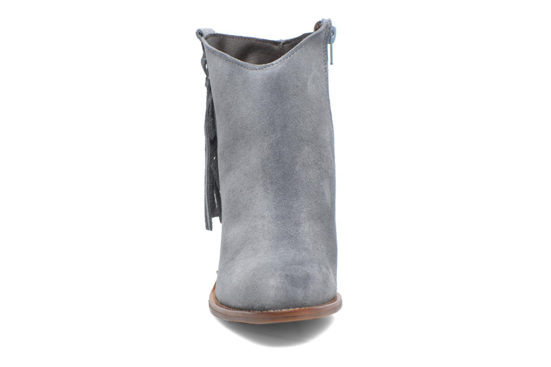 Boots en enkellaarsjes Kaporal Texane Grijs model