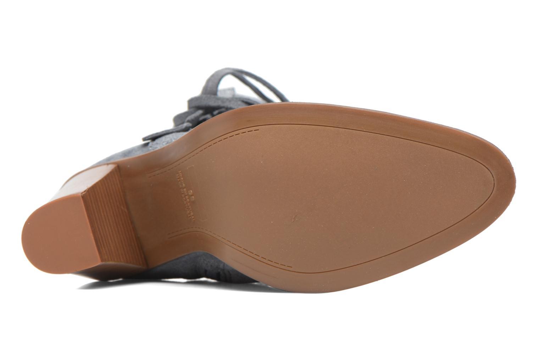 Boots en enkellaarsjes Kaporal Texane Grijs boven