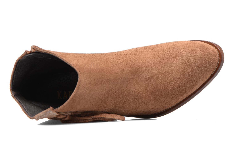 Kaporal Texane (Marrón) - - (Marrón) Botines  en Más cómodo Gran descuento d6438f