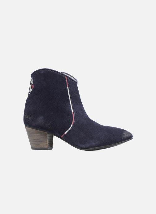 Ankle boots Kaporal Vuber Blue back view