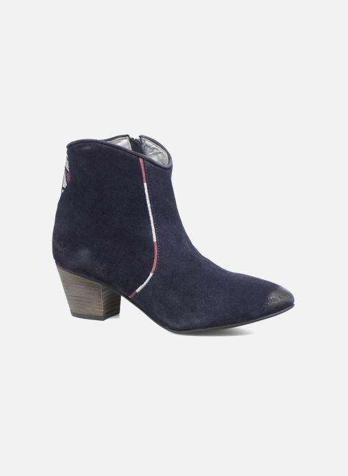 Stiefeletten & Boots Kaporal Vuber blau detaillierte ansicht/modell
