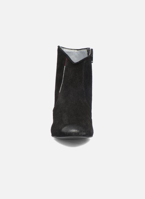 Bottines et boots Kaporal Vuber Noir vue portées chaussures