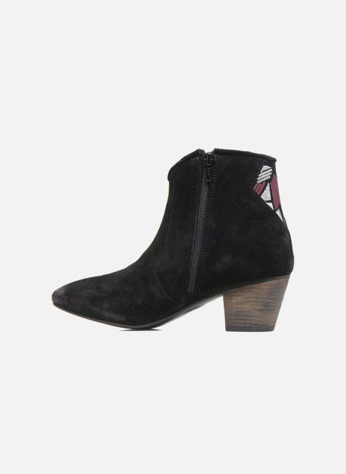 Bottines et boots Kaporal Vuber Noir vue face
