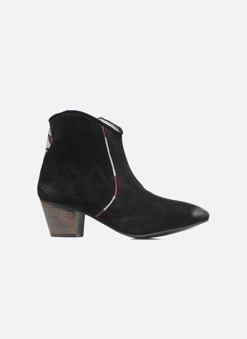 Bottines et boots Kaporal Vuber Noir vue derrière