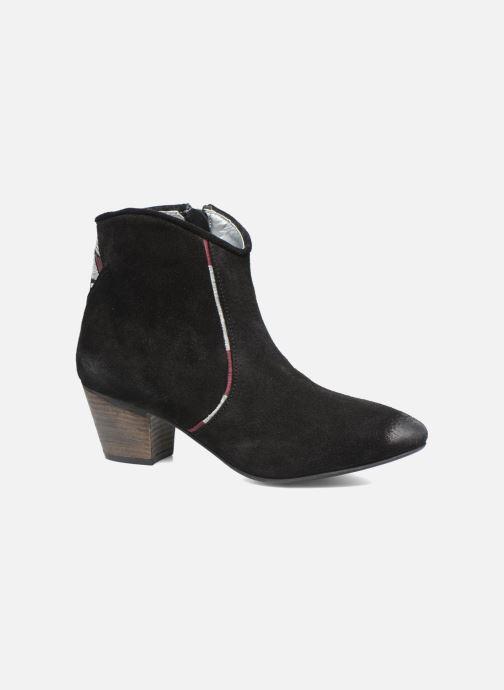 Bottines et boots Kaporal Vuber Noir vue détail/paire