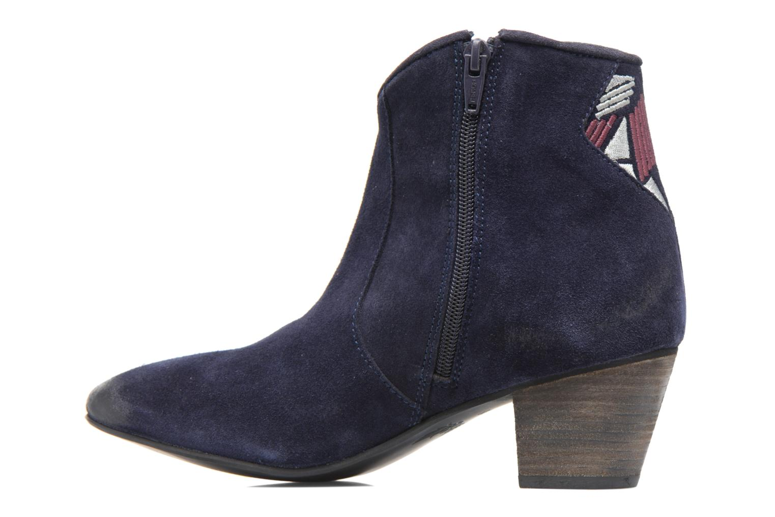 Ankle boots Kaporal Vuber Blue front view