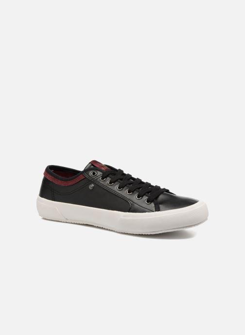 Sneakers Kaporal Kafe Sort detaljeret billede af skoene