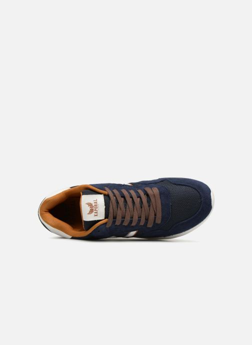 Sneakers Kaporal Kafka Azzurro immagine sinistra