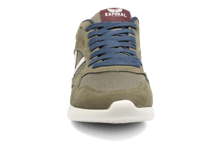 Baskets Kaporal Kafka Vert vue portées chaussures