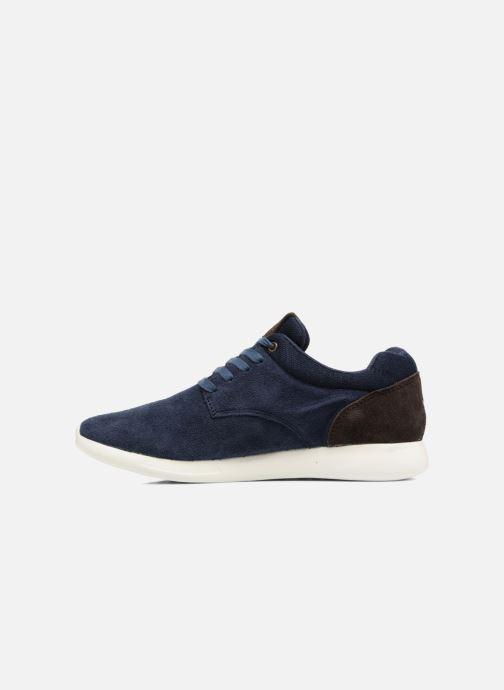 Sneaker Kaporal Kaiko blau ansicht von vorne