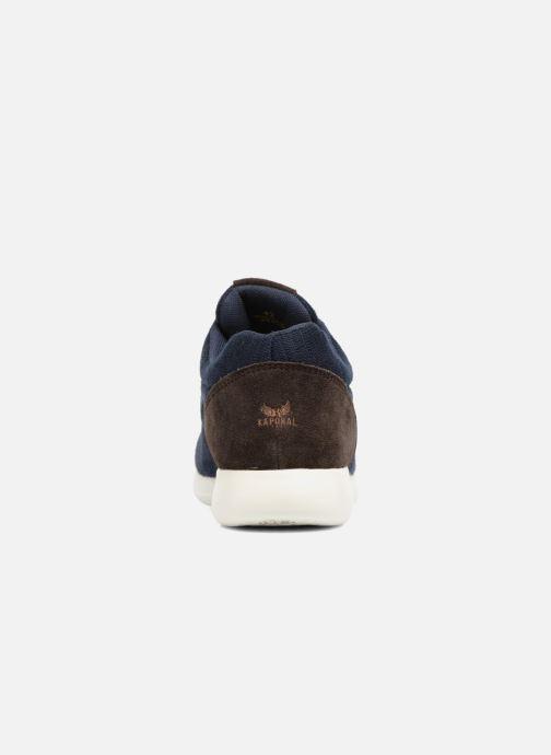Sneaker Kaporal Kaiko blau ansicht von rechts