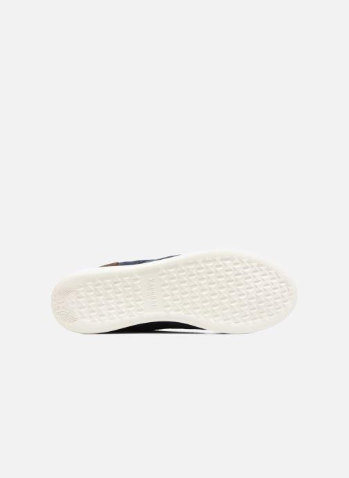 Sneaker Kaporal Kaiko blau ansicht von oben