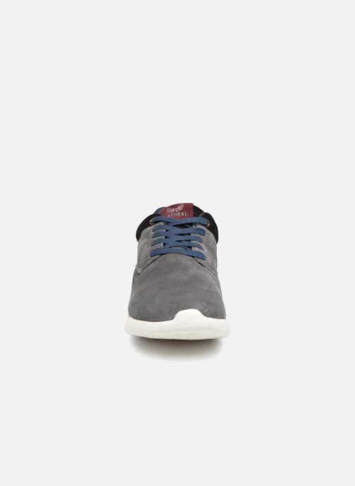 Baskets Kaporal Kaiko Gris vue portées chaussures