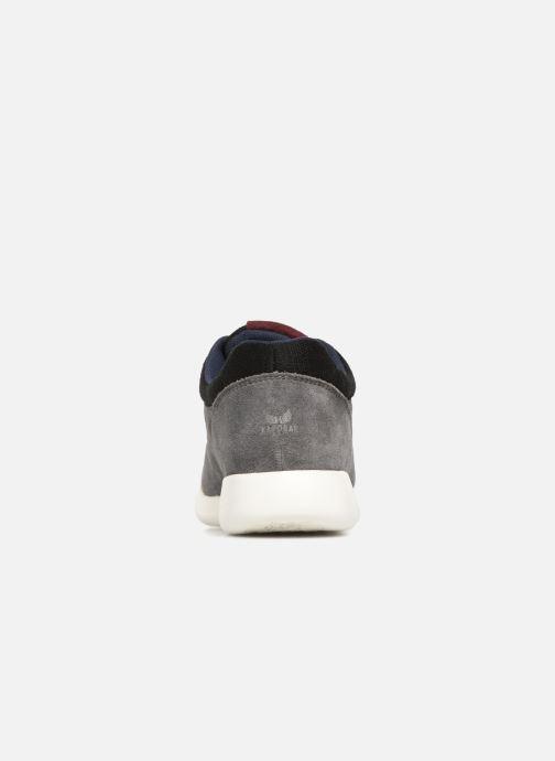 Sneaker Kaporal Kaiko grau ansicht von rechts