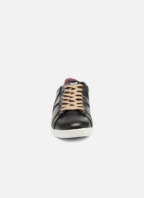 Baskets Kaporal Kaiser Noir vue portées chaussures