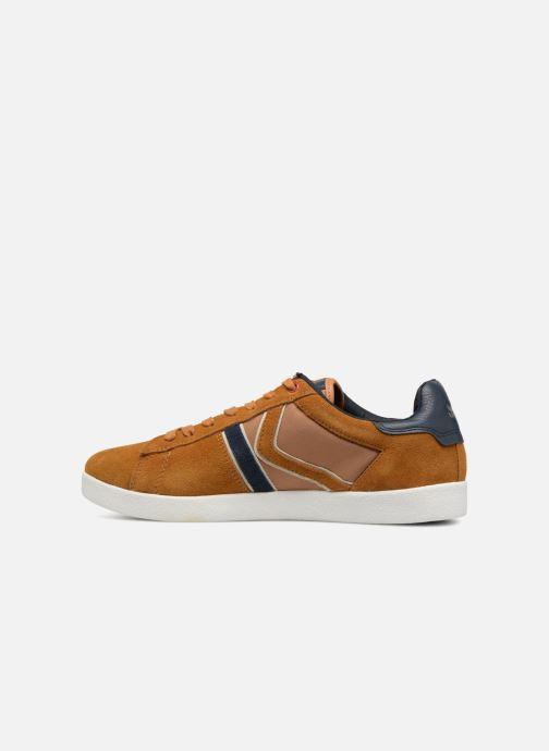Sneakers Kaporal Kaki Bruin voorkant