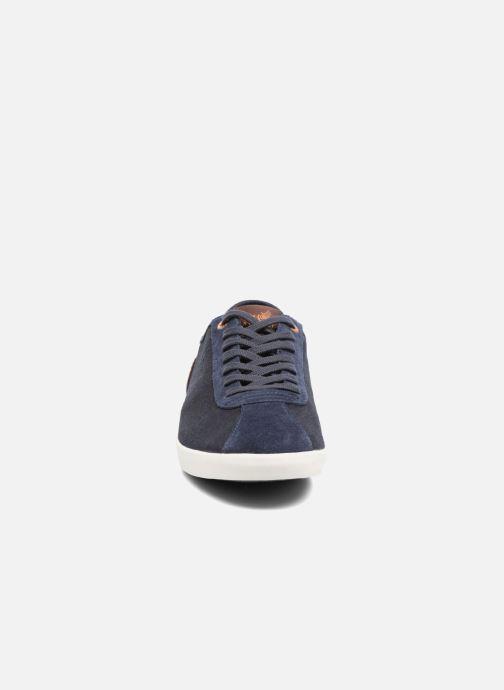 Baskets Kaporal Karati Bleu vue portées chaussures