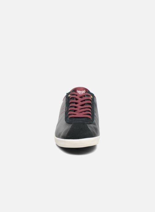 Baskets Kaporal Karati Noir vue portées chaussures
