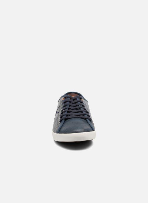 Baskets Kaporal Kaoany Bleu vue portées chaussures