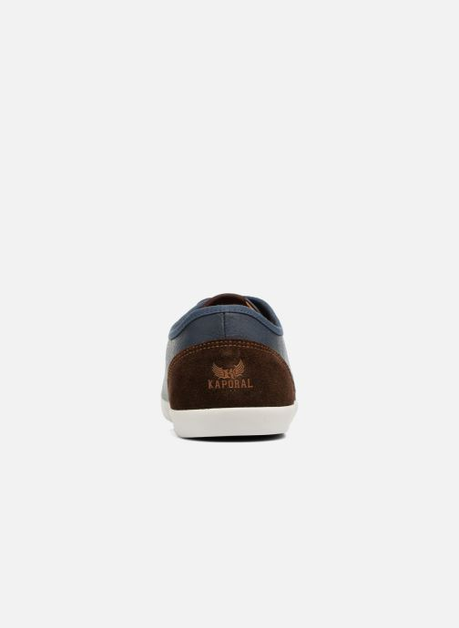 Baskets Kaporal Kaoany Bleu vue droite