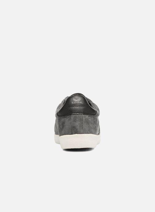 Baskets Kaporal Kanior Gris vue droite