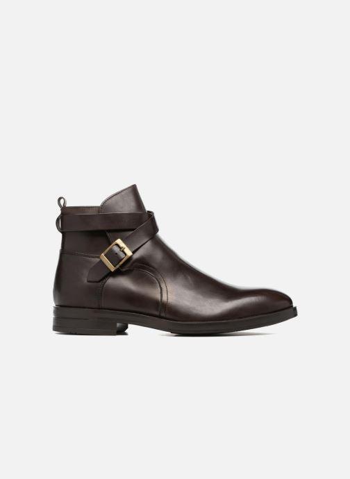 Bottines et boots Marvin&Co Teddy Marron vue derrière