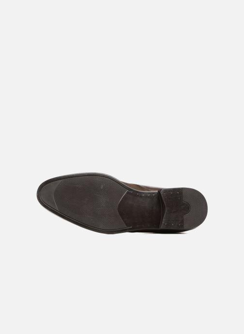 Zapatos con cordones Marvin&Co Tellington Marrón vista de arriba