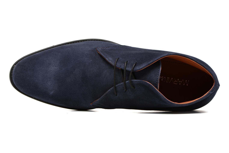 Scarpe con lacci Marvin&Co Tellington Azzurro immagine sinistra