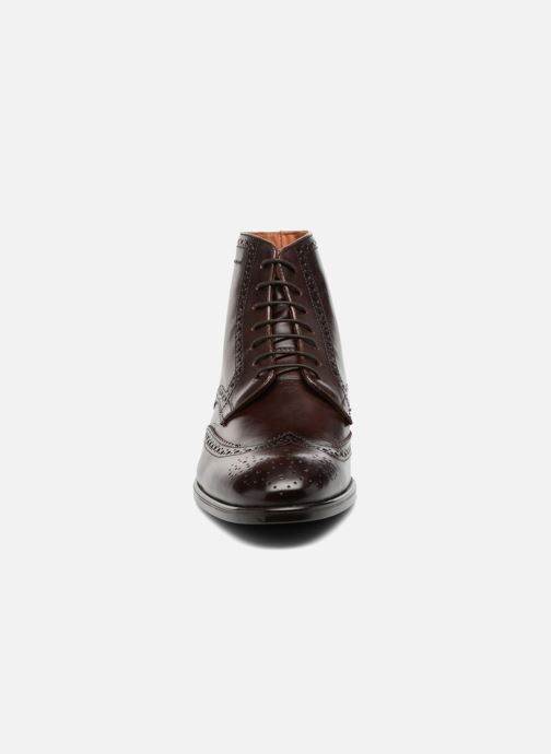 Ankle boots Marvin&co Thomley Brown model view