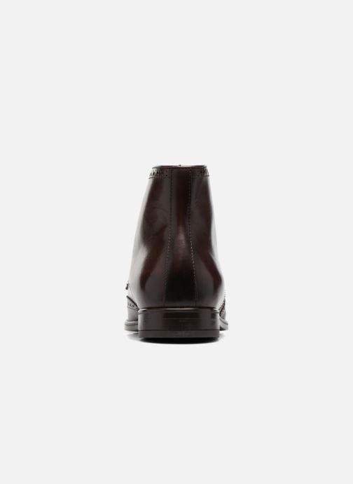 Stiefeletten & Boots Marvin&Co Thomley braun ansicht von rechts