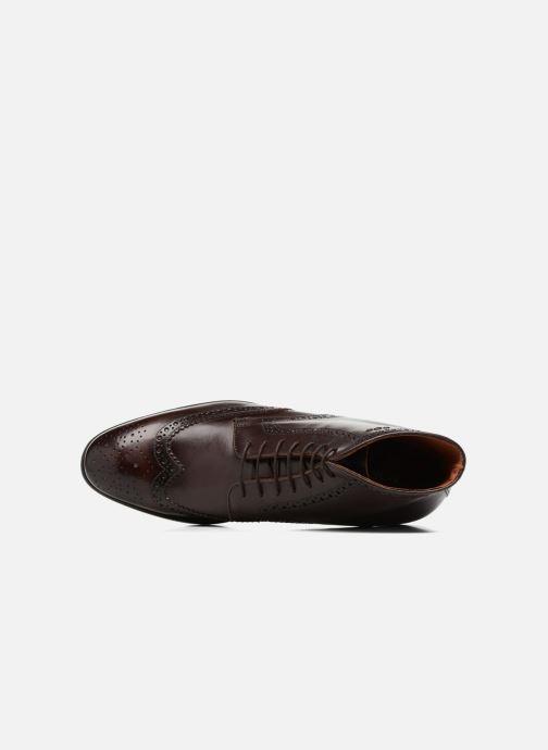 Bottines et boots Marvin&Co Thomley Marron vue gauche