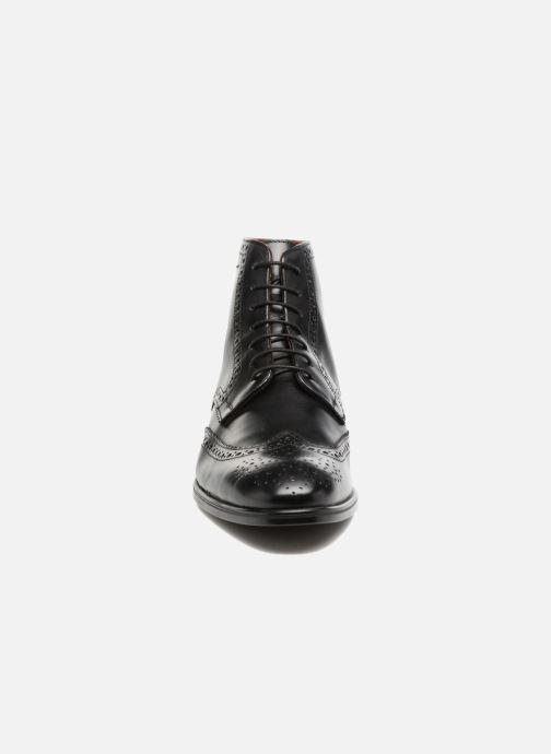 Bottines et boots Marvin&Co Thomley Noir vue portées chaussures