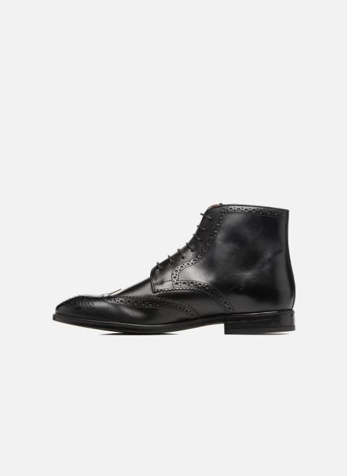 Bottines et boots Marvin&Co Thomley Noir vue face