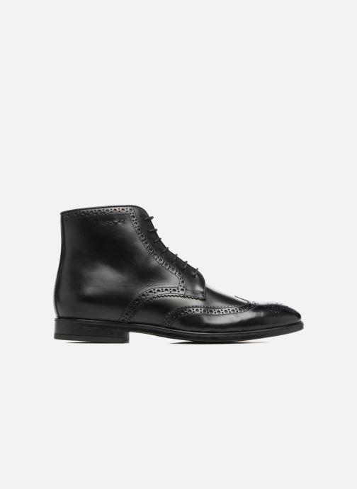 Boots en enkellaarsjes Marvin&Co Thomley Zwart achterkant