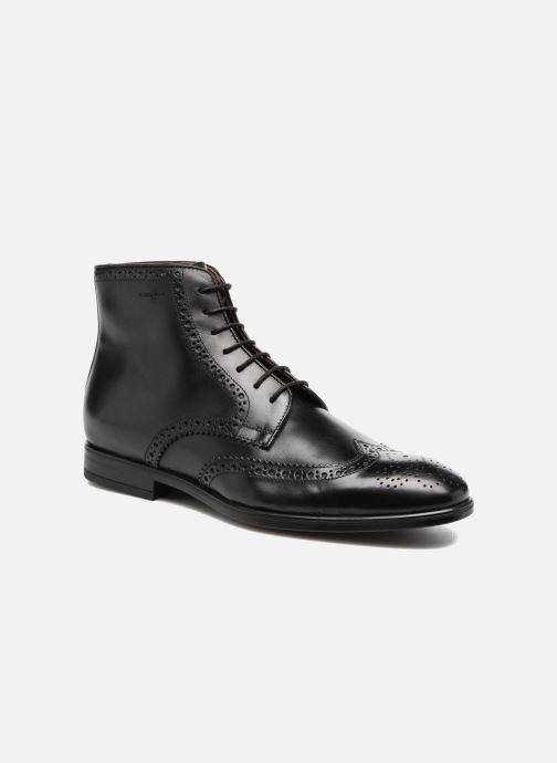 Boots en enkellaarsjes Marvin&Co Thomley Zwart detail