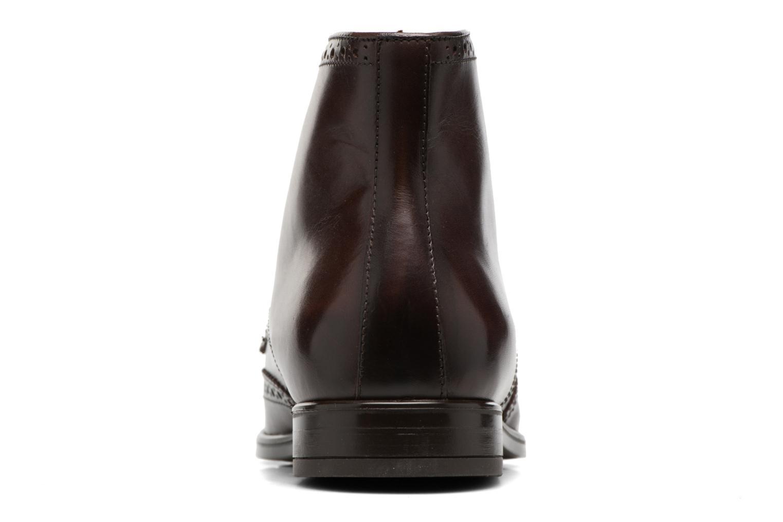 Boots en enkellaarsjes Marvin&Co Thomley Bruin rechts
