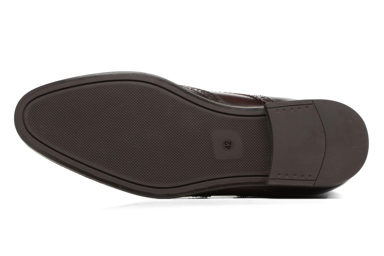 Stiefeletten & Boots Marvin&Co Thomley braun ansicht von oben
