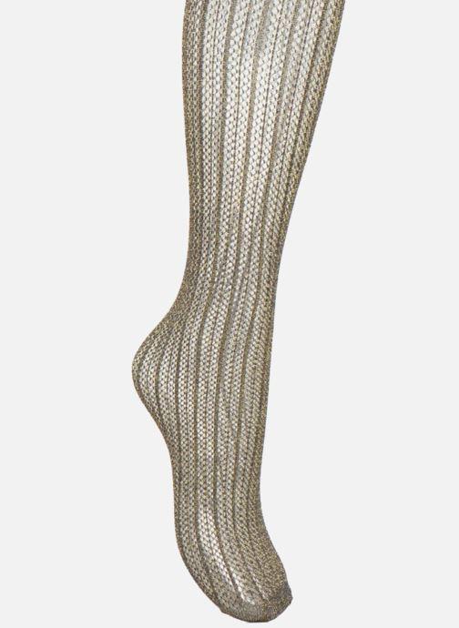 Socks & tights Falke Collants Golden Mirrow Black detailed view/ Pair view
