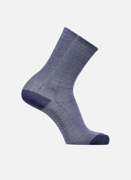 Chaussettes et collants Falke Chaussettes Galles Bleu vue détail/paire