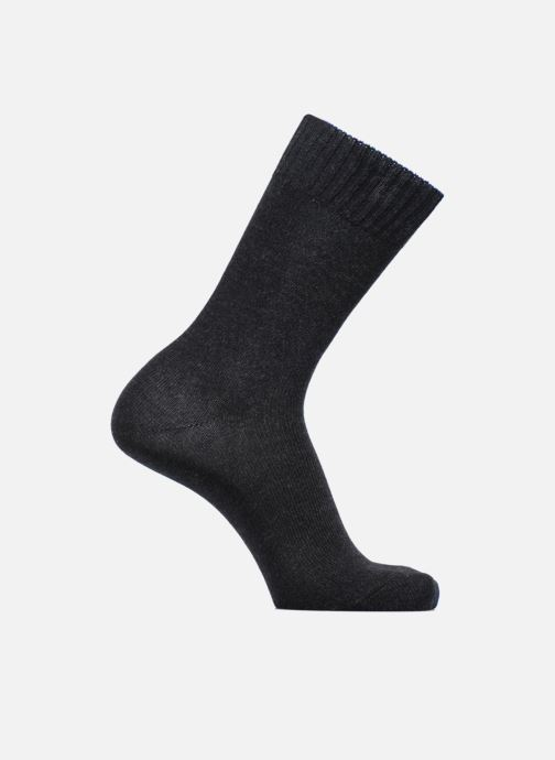 Socks & tights Falke Chaussettes DENIM.ID Grey detailed view/ Pair view