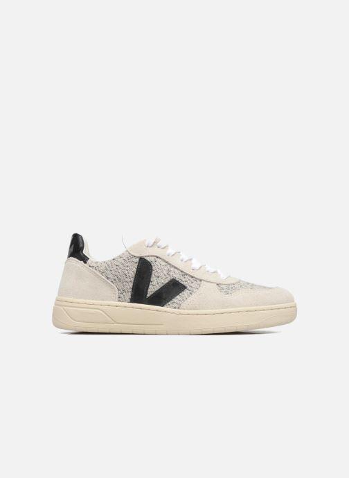 Sneakers Veja V-10 Beige achterkant