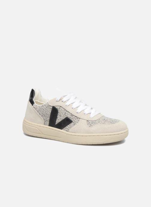 Sneakers Veja V-10 Beige detail