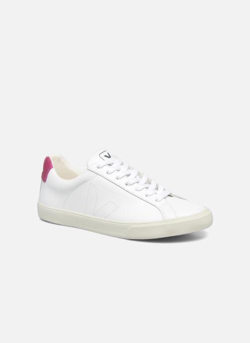 Veja ESPLAR LT LEATHER (Bianco) - Sneakers chez Sarenza (301212) 9198b0ebab8