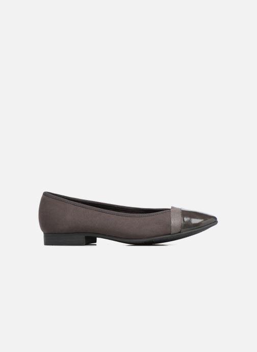 Ballerina's Jana shoes Luija Grijs achterkant