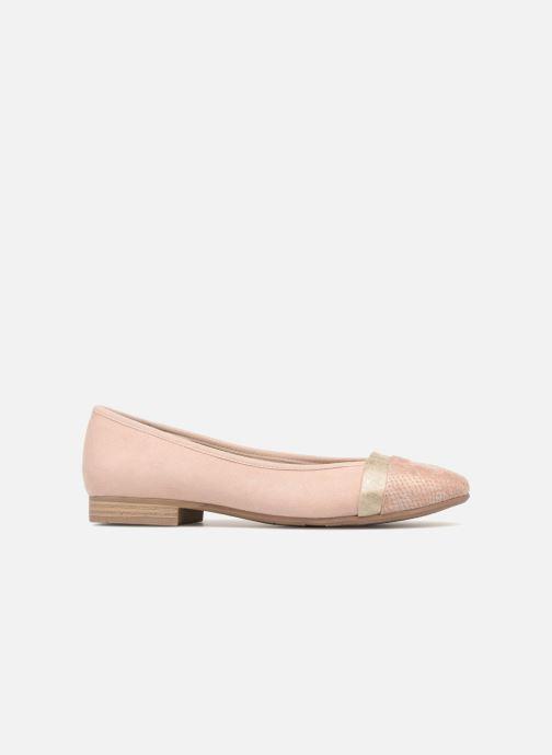 Ballerines Jana shoes Luija Rose vue derrière